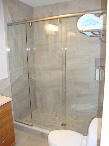 Shower Door With 2 Side Panels The Best Shower